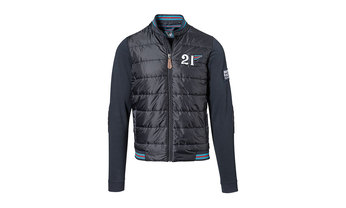 MARTINI RACING Kollektion, Sweat Mix Jacket, Herren, dunkelblau