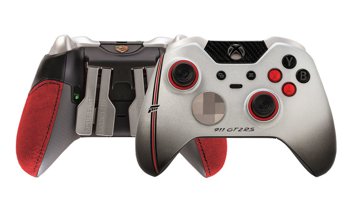 Porsche , SCUF FORZA ELITE Controller Bundle , inspired by the Porsche 911  GT2 RS, Limited Edition